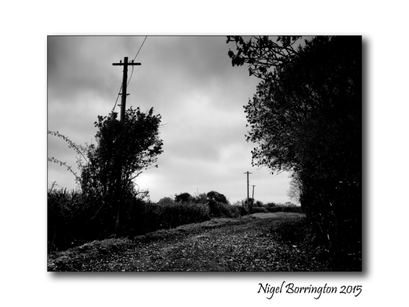 Winter is Coming Nigel Borrington