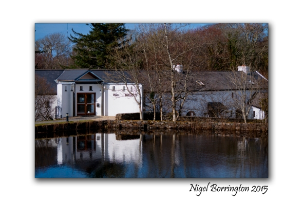 Connemara National Park Irish Landscapes Nigel Borrington