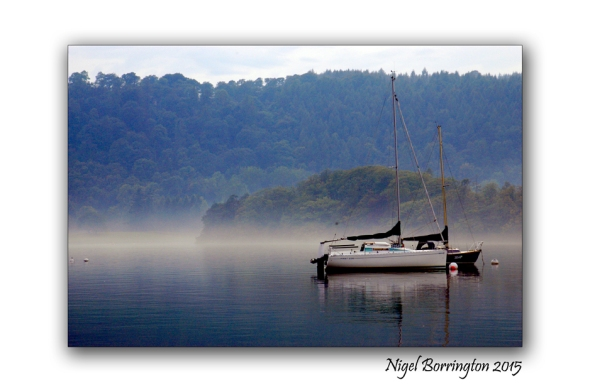Monday Morning on the lake Landscape Photography : Nigel Borrington