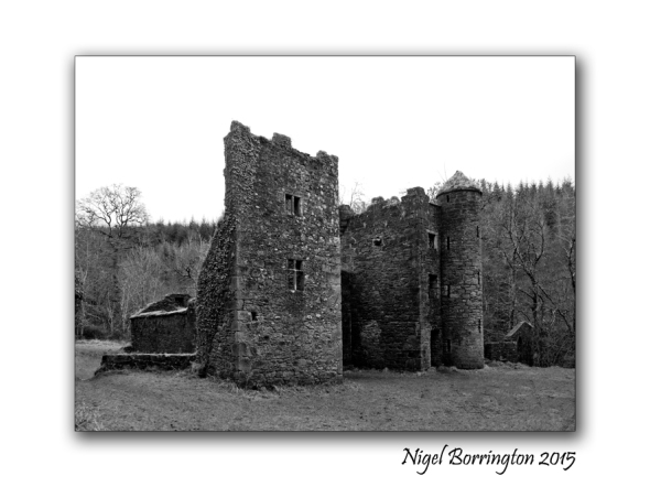 Carey's Castle, Clonmel in Co. Tipperary Irish Landscape Photography : Nigel Borrington