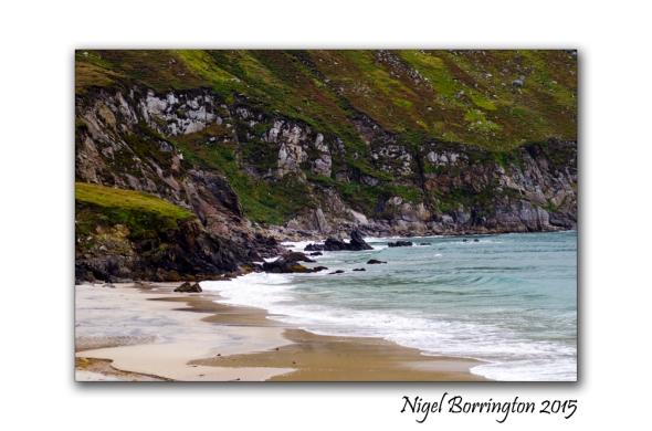 Keem Strand, Achill island, Co.Mayo Irish Landscapes Nigel Borrington