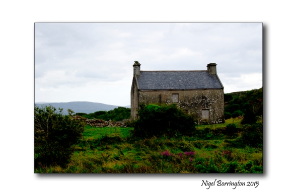 West cork ghost house 2