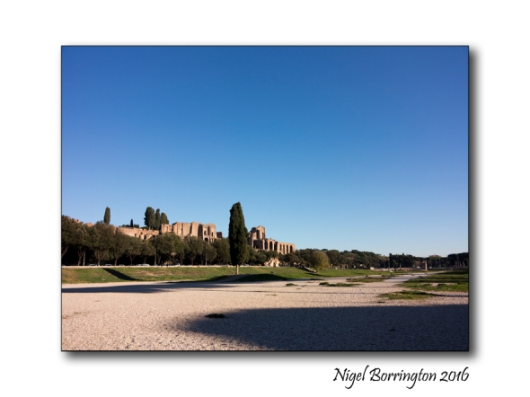 Circus Maximus Rome  Nigel Borrington