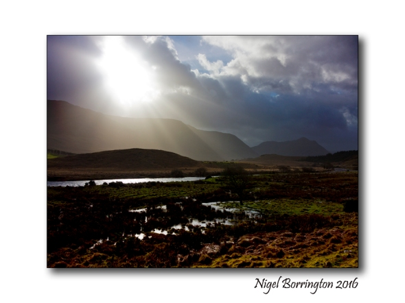 connemara mountains Irish Landscapes Nigel Borrington
