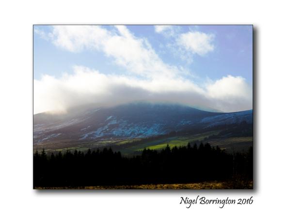Winters First Snow Slievenamon, Co, Tipperary Nigel Borrington