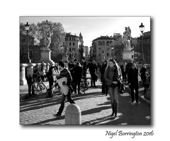 Street Photography Rome 2