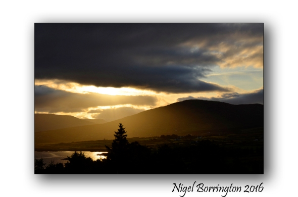 Sunrise in West cork 2