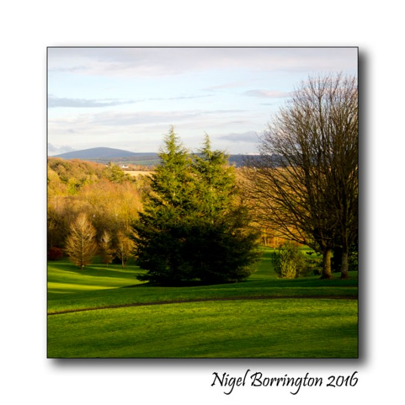 Mount Juliet Estate golf Kilkenny Nigel Borrintgon