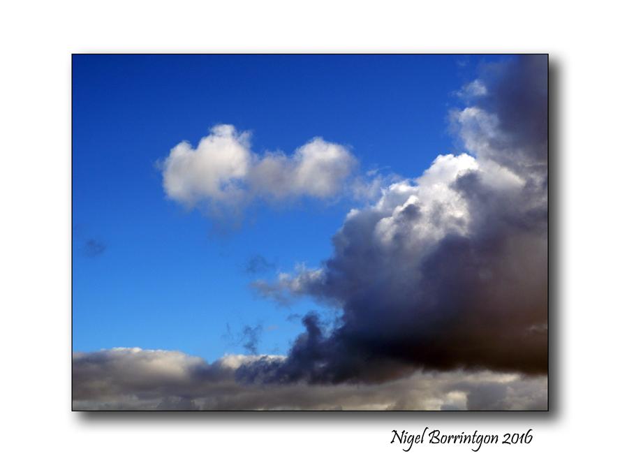 Painted Skys Nigel Borrington 1