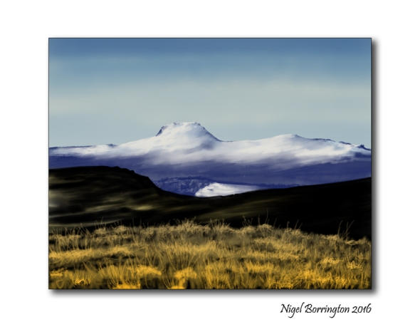 snowly mountain 2