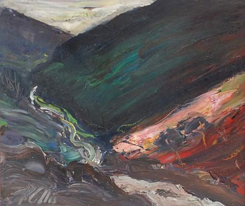 Peter collis irish landscape 2