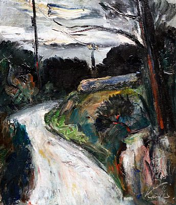 Peter collis irish landscape 3
