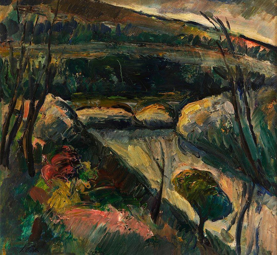 Peter collis irish landscape 4