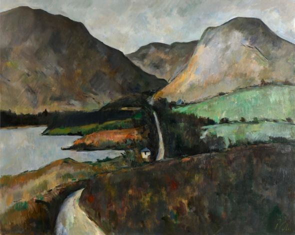 Peter collis irish landscape 5