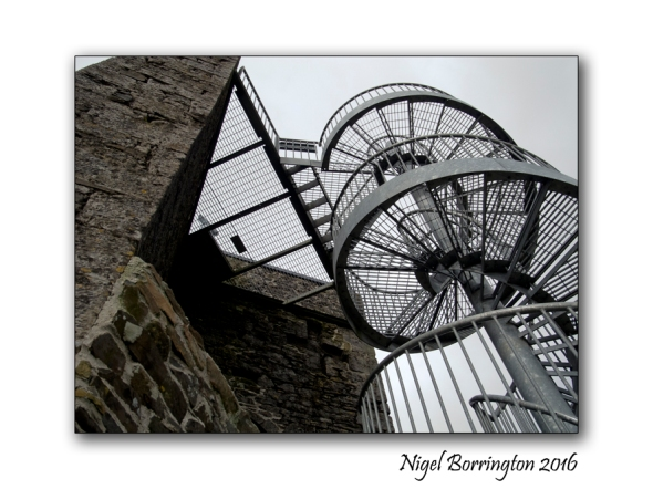 Wellington Tower, the Crag Grange Nigel Borrington 2