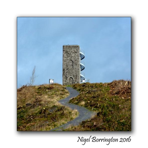 Wellington Tower, the Crag Grange Nigel Borrington 3