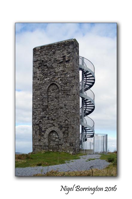 Wellington Tower, the Crag Grange Nigel Borrington 4