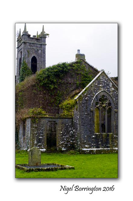 Irelands History is Fading fast Nigel Borrington 07