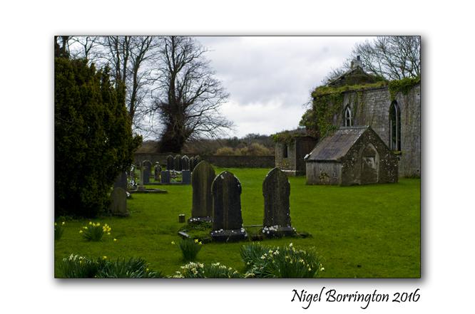 Irelands History is Fading fast Nigel Borrington 09