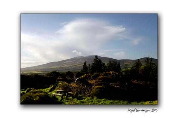 The North wind and the Sun Irish Landscape photography : Nigel Borrington
