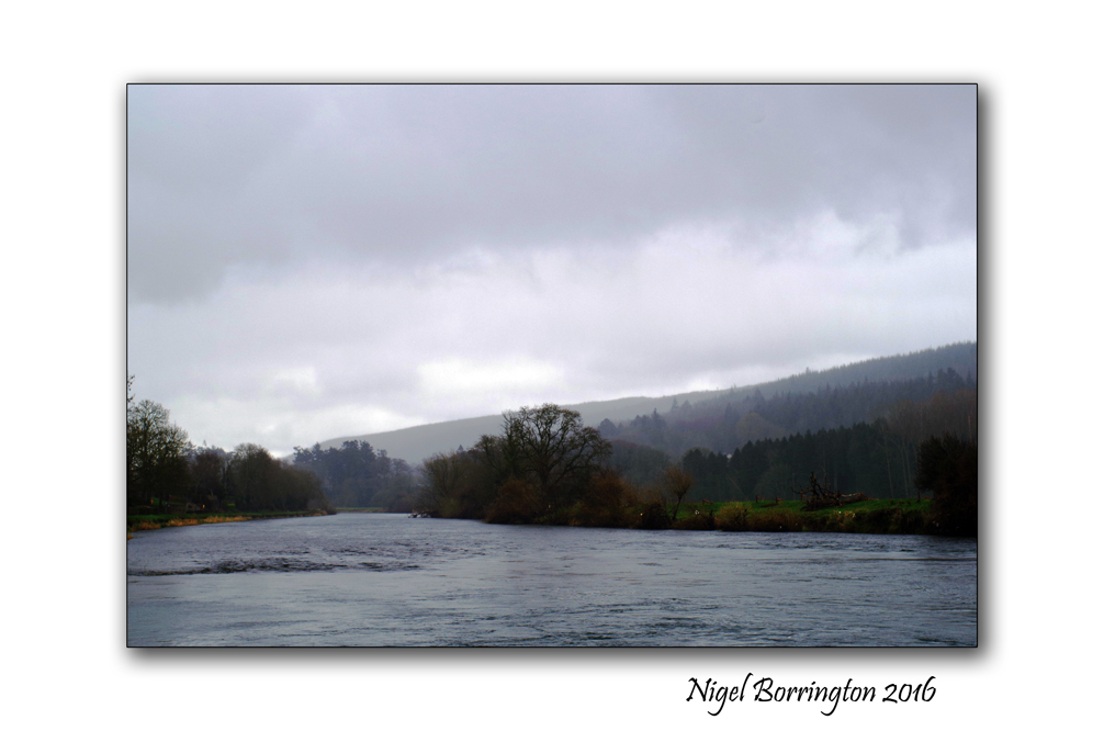 The first Morning of April 2016 River Suir County Tipperary Nigel Borrington