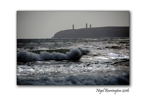 The sound of the sea Nigel Borrington