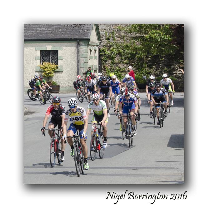 AnPost National Cycle Race 2016 Stage 7, Saturday May 28: Dungarvan to Baltinglass, 155 km Nigel Borrington