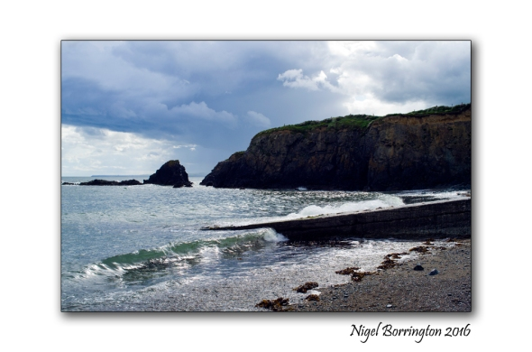 Image Of the Irish Coast , County Waterford, Ireland Irish Landscape photography : Nigel Borrington