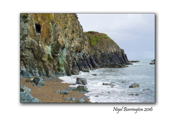 Irish South copper coast images Nigel Borrington
