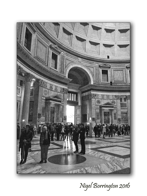 Pantheon Rome Nigel Borrington 01