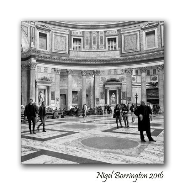 Pantheon Rome Nigel Borrington 02