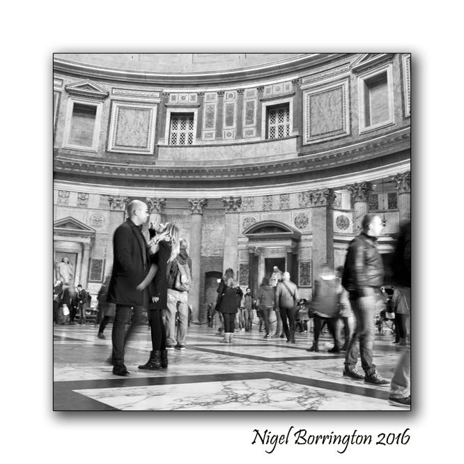 The Pantheon, Rome  Nigel Borrington