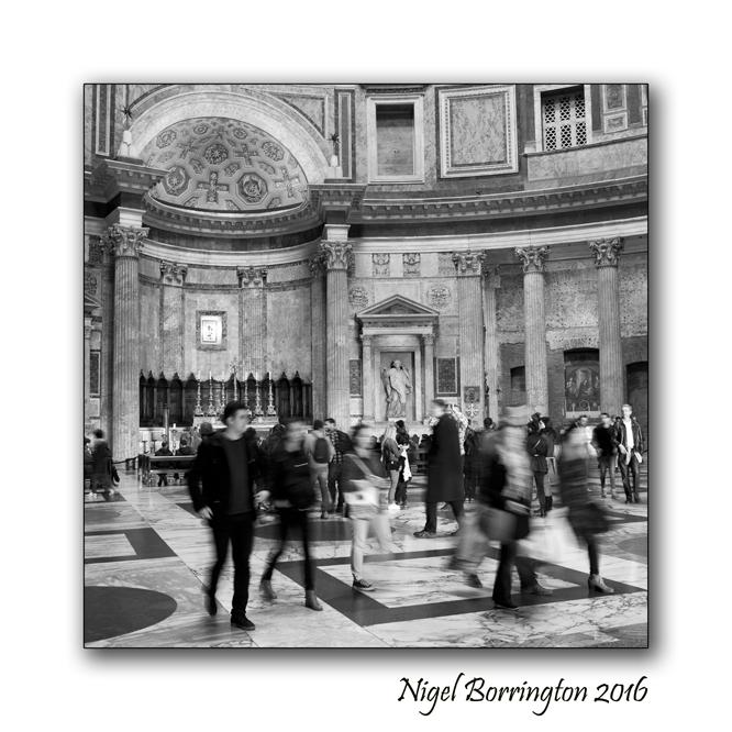 Pantheon Rome Nigel Borrington 05