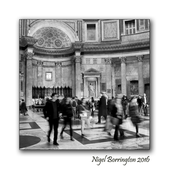Pantheon Rome Nigel Borrington 05