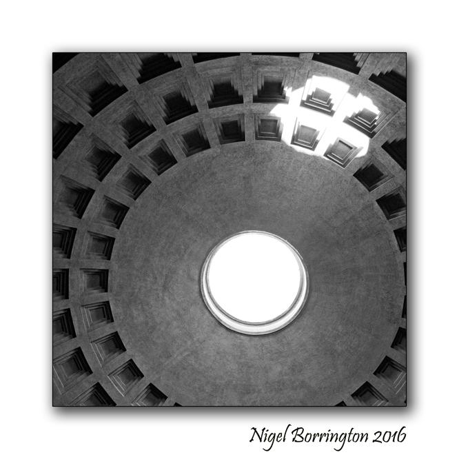 Pantheon Rome Nigel Borrington 06