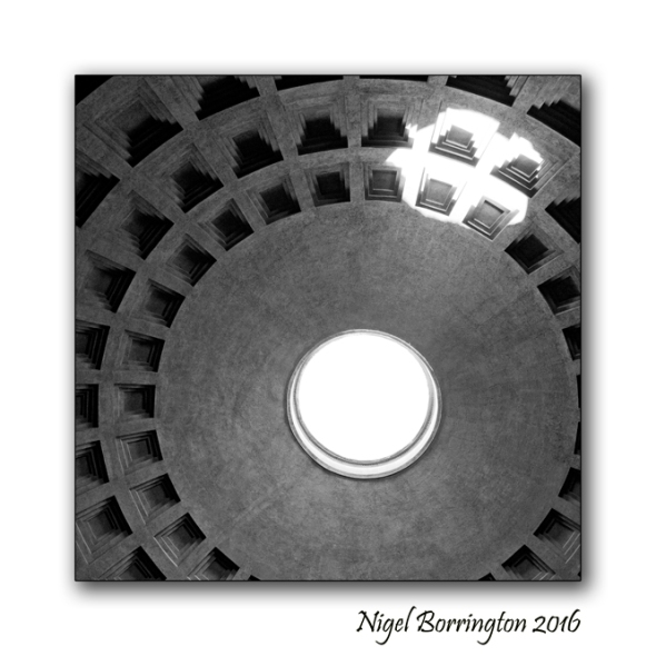 Pantheon Rome Nigel Borrington 06