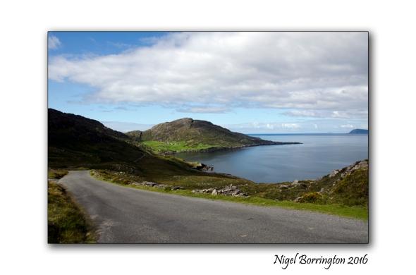 The Road West Cork, Ireland Nigel Borrington