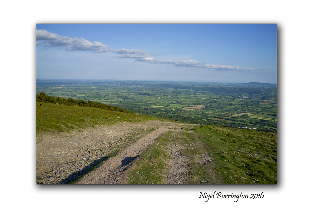 Slievenamon Tipperary May 1st  2016 Nigel Borrington 02