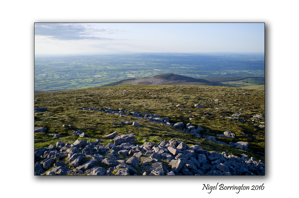 Slievenamon Tipperary May 1st  2016 Nigel Borrington 03