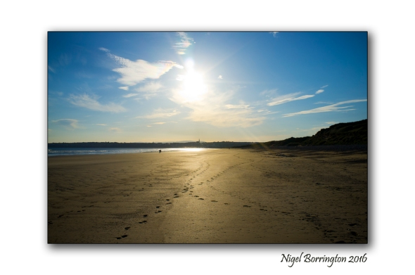 Tramore beach in time Nigel Borrington 01
