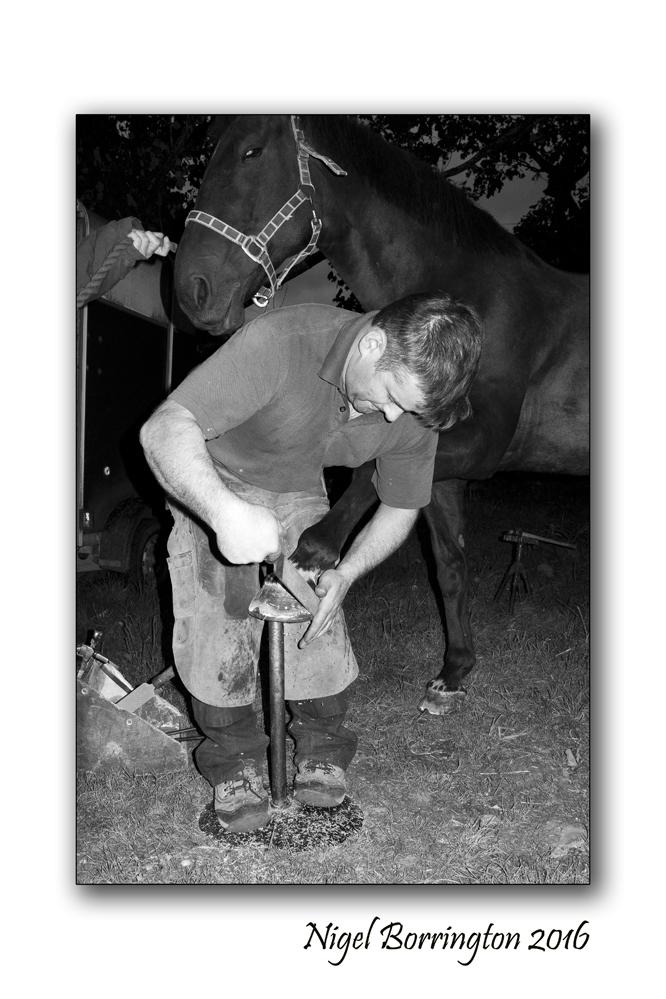 The Farrier Kilkenny Nigel Borrington 01
