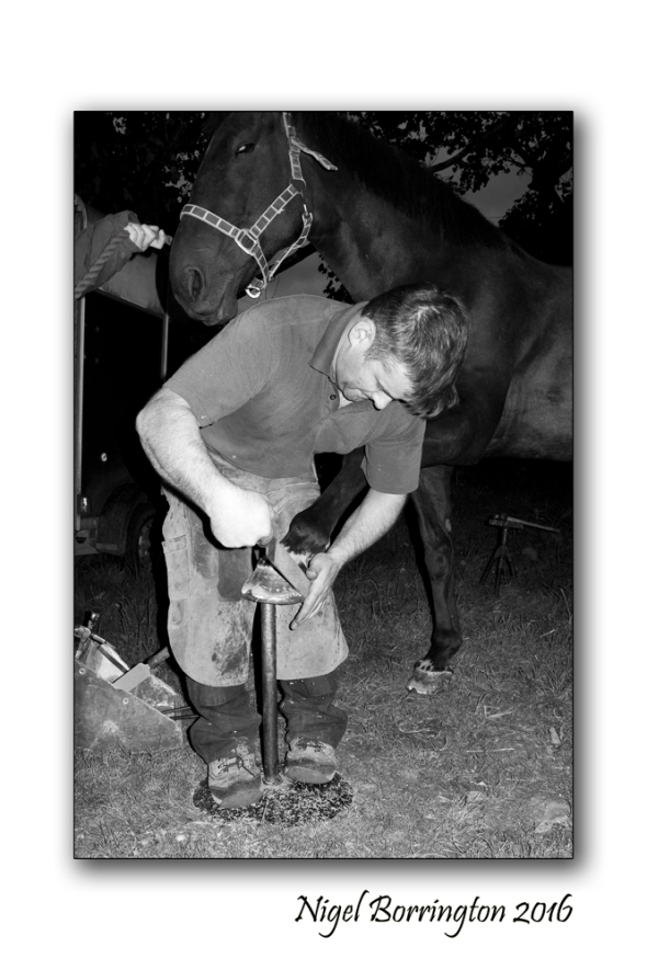 The Farrier Kilkenny Nigel Borrington 01
