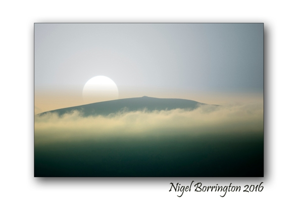 The Mountain of Slievenamon Nigel Borrington 2016