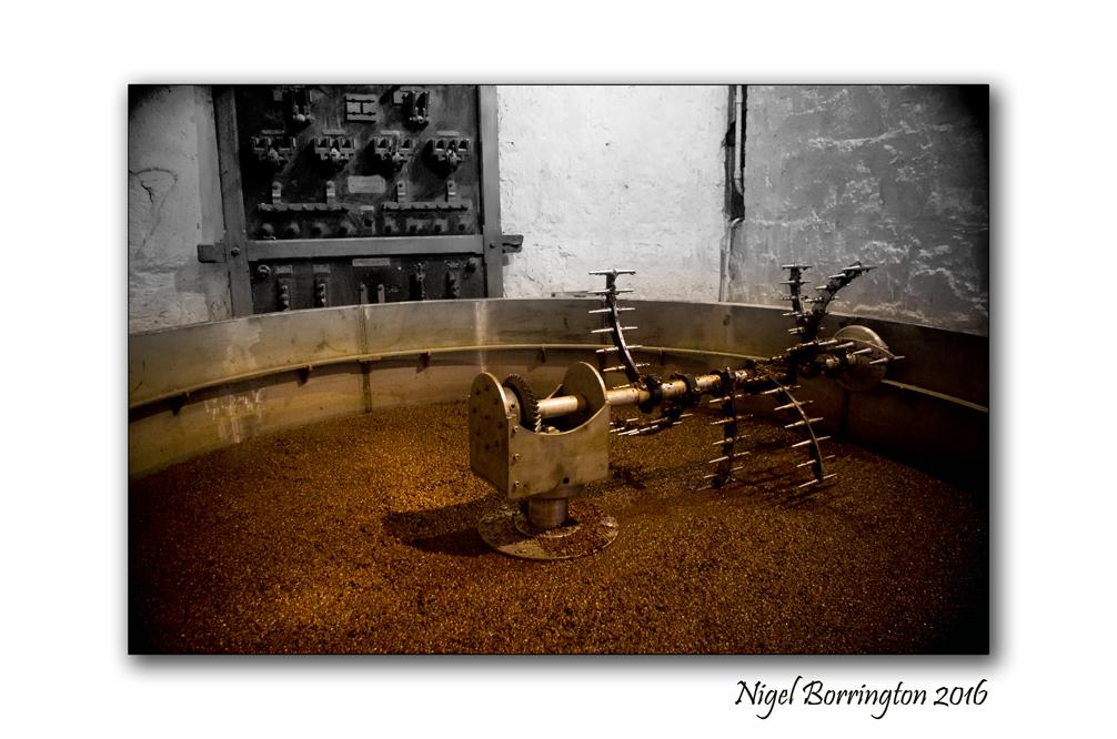 Jameson Irish Whiskey The Mash Nigel Borrington