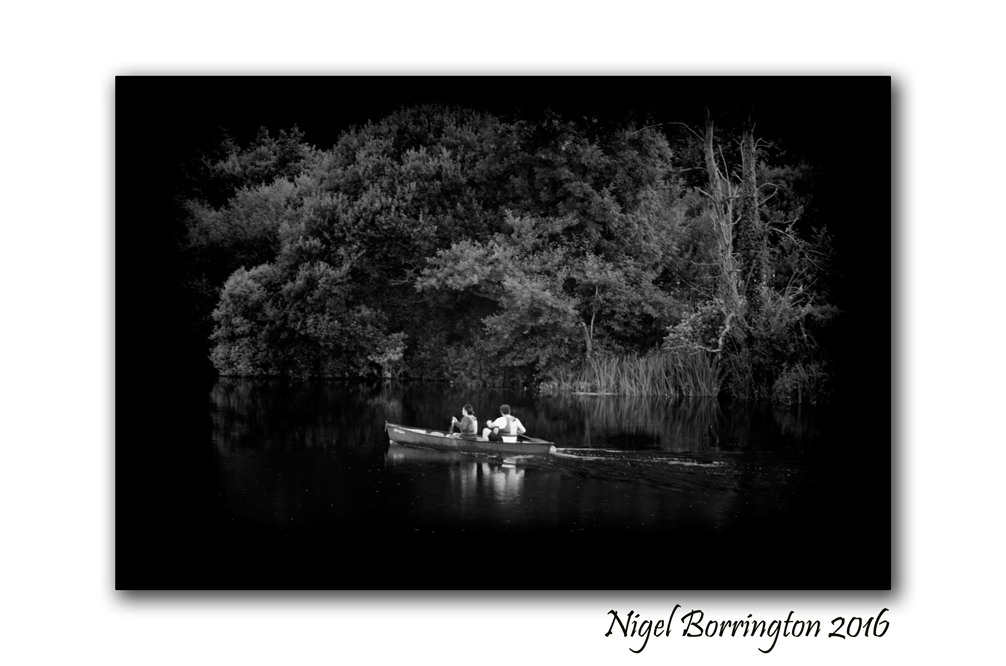 Rowing the river Barrow Nigel Borrington 3