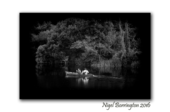 Rowing the river Barrow Nigel Borrington 3
