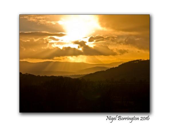 Sunsets Ghost Irish Landscapes Nigel Borrington 01