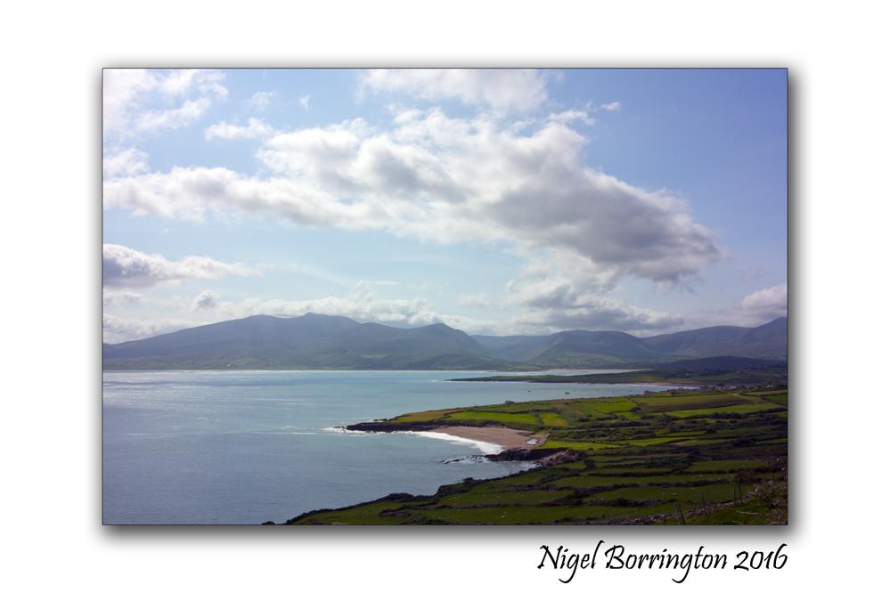 Irish Landscape Photography Brandon Point  County Kerry  Nigel Borrington