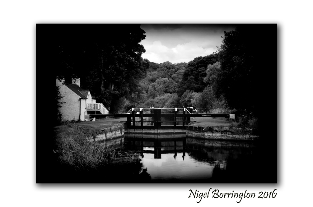 River Barrow County Kilkenny Nigel Borrington