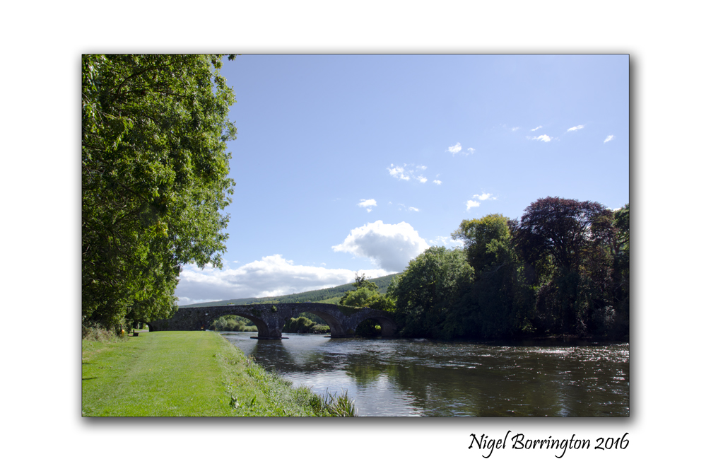 September on the river Suir County Tipperary Irish nature and Landscapes Nigel Borrington